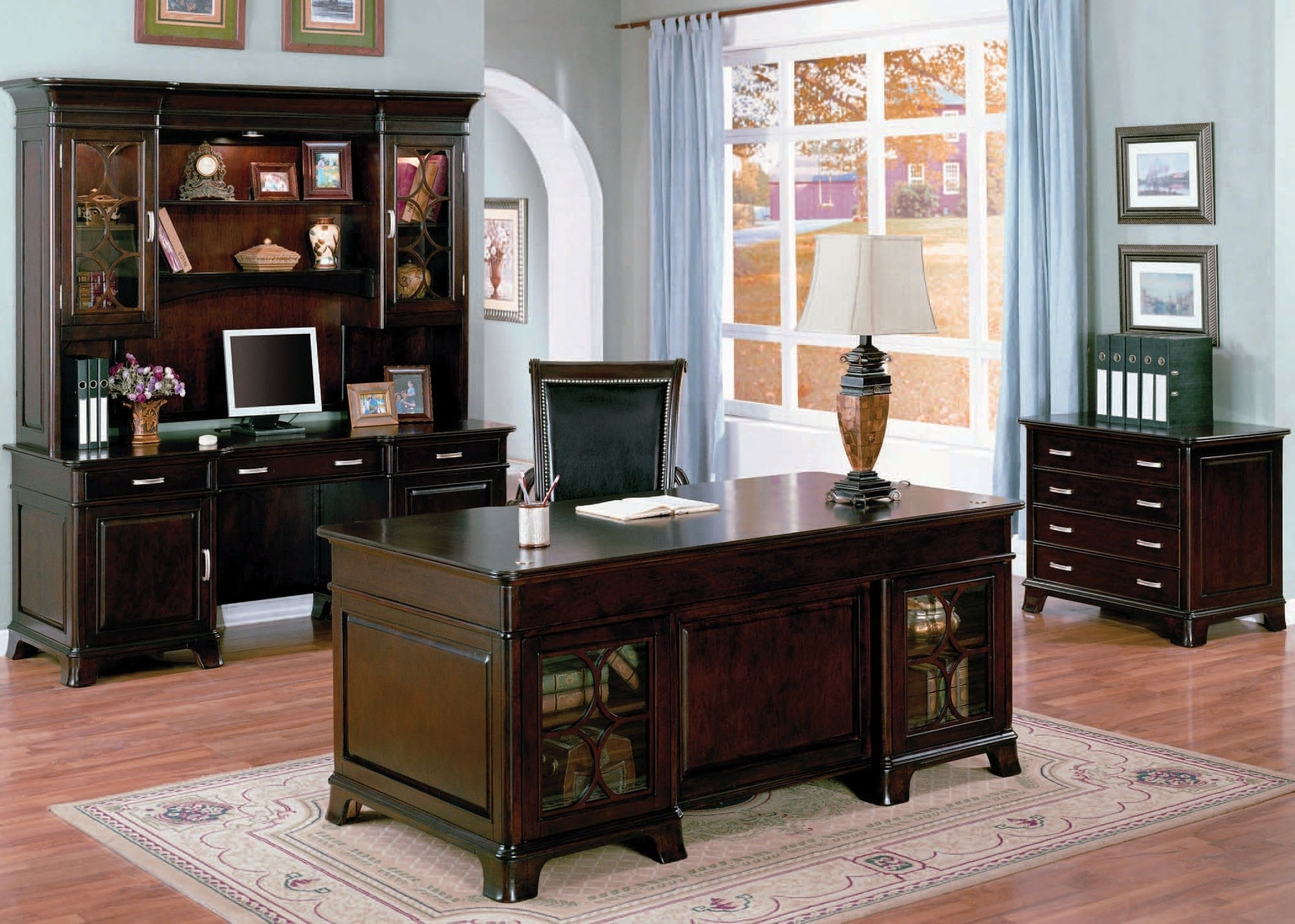 Home Study Furniture In Current Office Furniture : Cool Office Furniture Home Computer Desks (View 7 of 15)