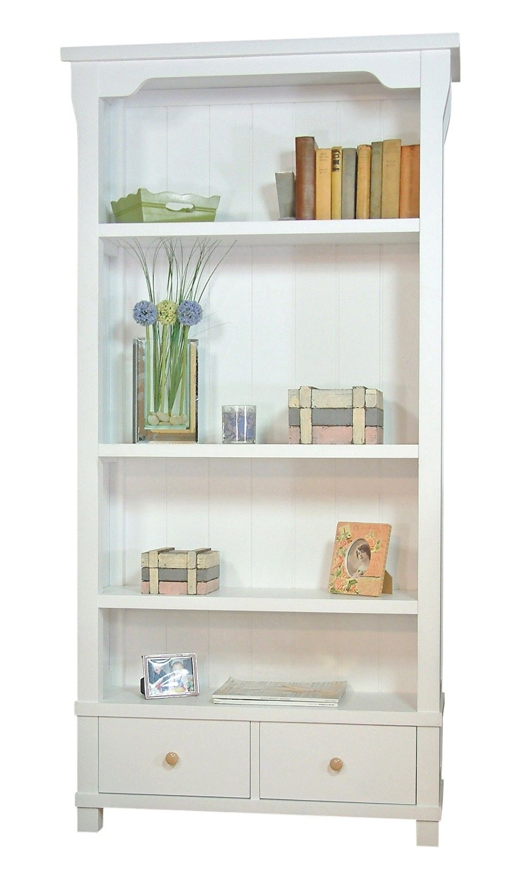 Home Sweet Pertaining To Best And Newest White Bookcases (View 8 of 15)