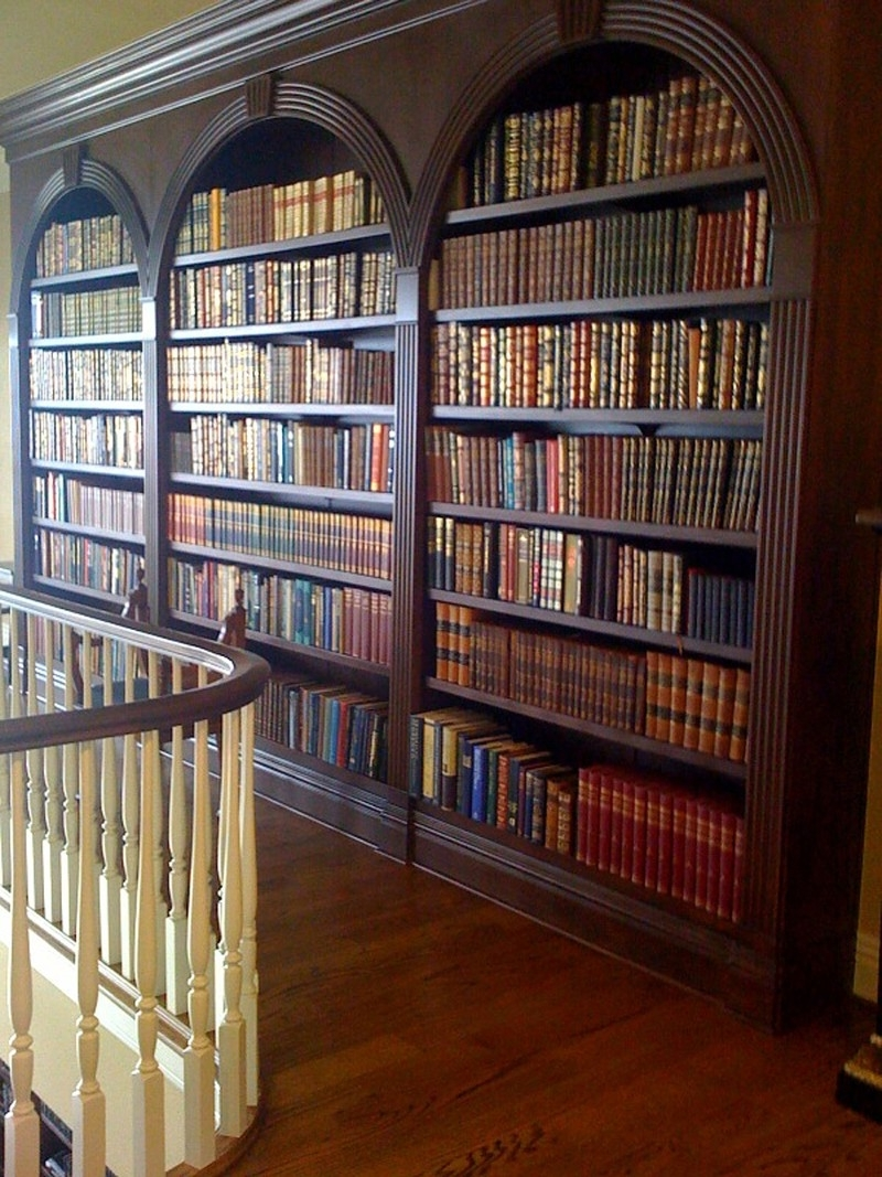 Huge Bookcases For Best And Newest Bookcase Rare Antique Library Bookcases Photos Inspirations (View 5 of 15)