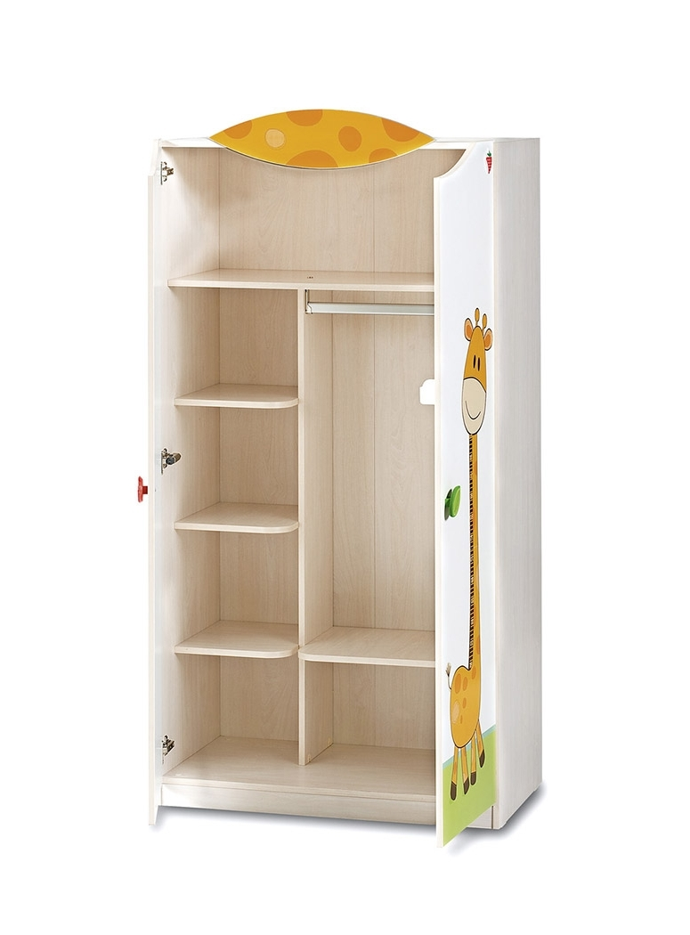 Featured Photo of Wardrobes For Baby Clothes