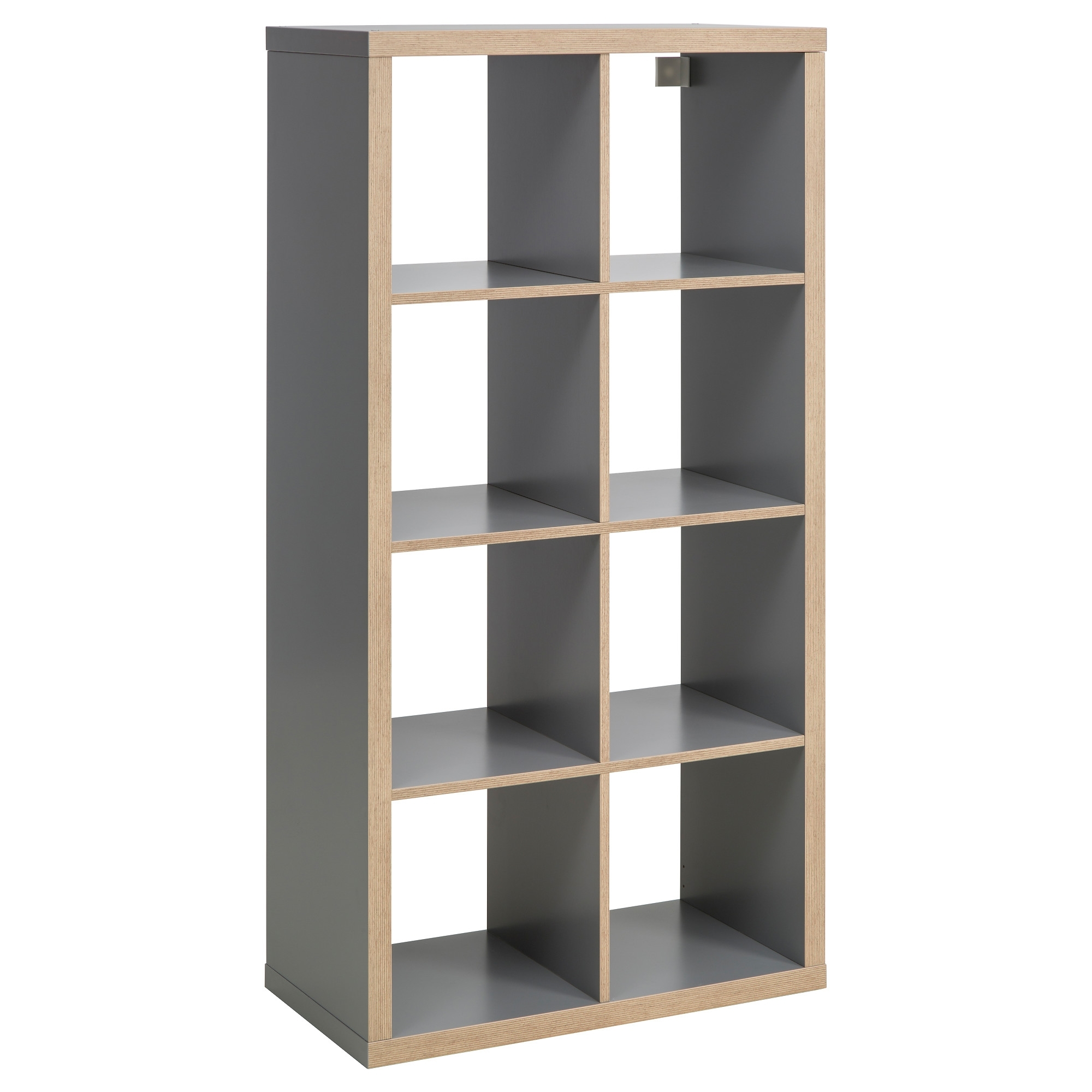 Ikea Cube Bookcases Pertaining To Widely Used Kallax Shelf Unit – Birch Effect – Ikea (View 6 of 15)