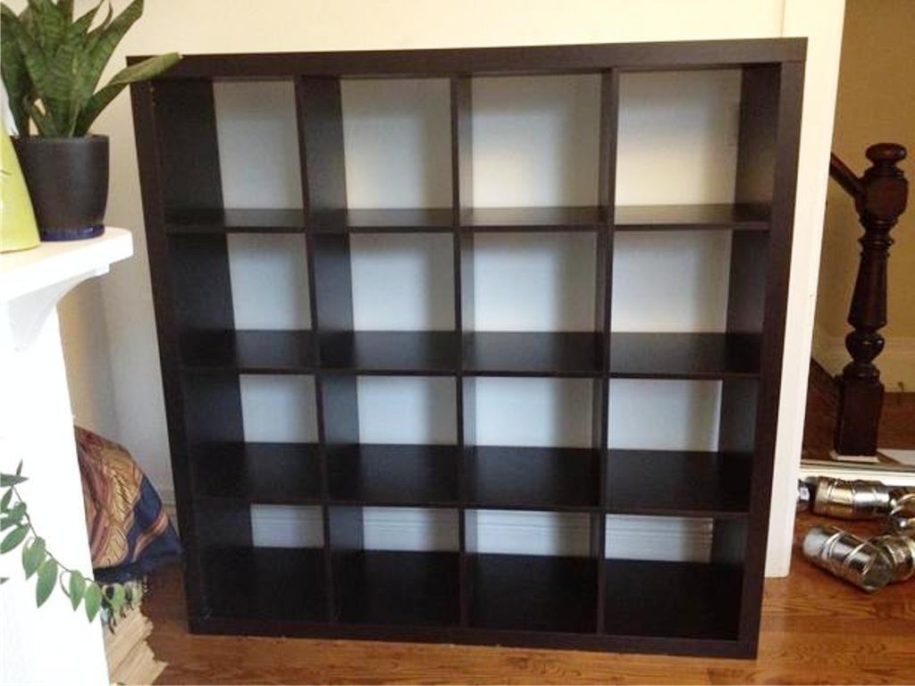 Ikea Cube Bookcases With Regard To Most Popular 16 Cube Organizer Ikea (Gallery 15 of 15)