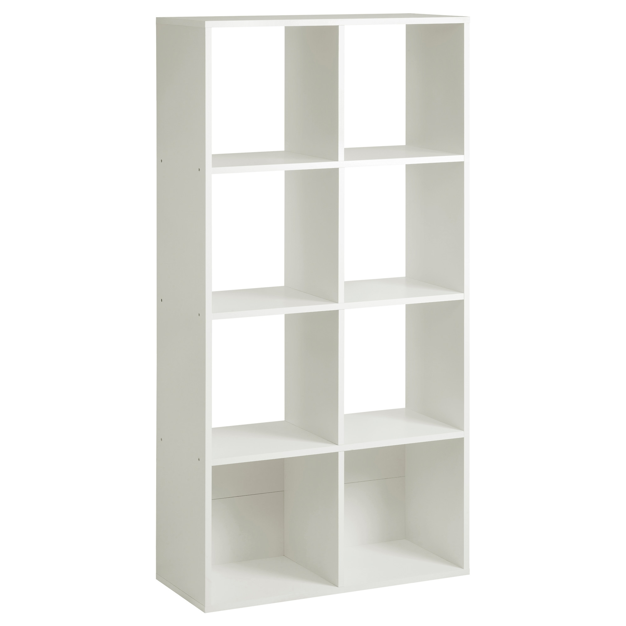 Ikea Cube Bookcases With Regard To Widely Used Biträde Shelving Unit White 68x135 Cm – Ikea (View 4 of 15)