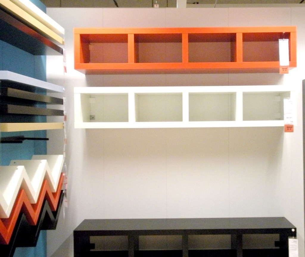 Ikea Lack Bookcases Within Widely Used Model Train Layout Ikea Lack Shelf — Best Home Decor Ideas (View 6 of 15)