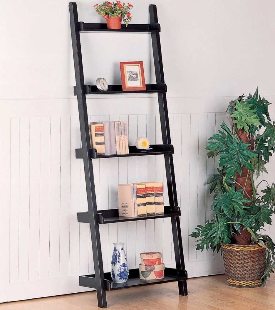 Ikea Ladder – Design Decoration Inside Well Known Ladder Ikea Bookcases (Gallery 12 of 15)