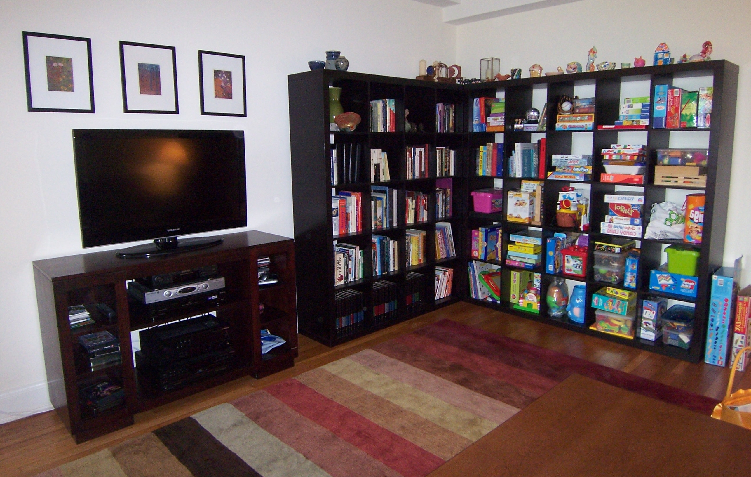 Featured Photo of Expedit Bookcases