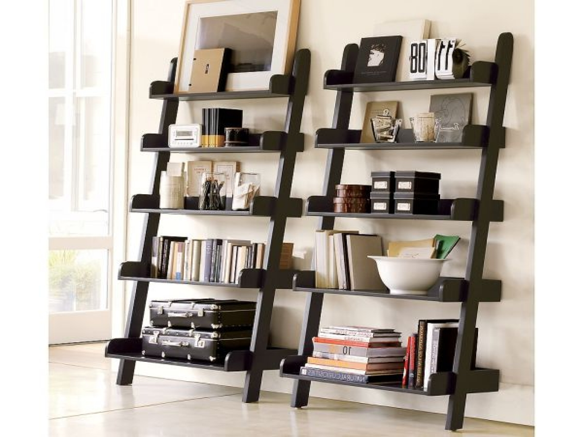 Imposing Living Room Shelves Units For Living Room Storage As Well With Latest Modern Handbuilt Bookcases (Gallery 12 of 15)