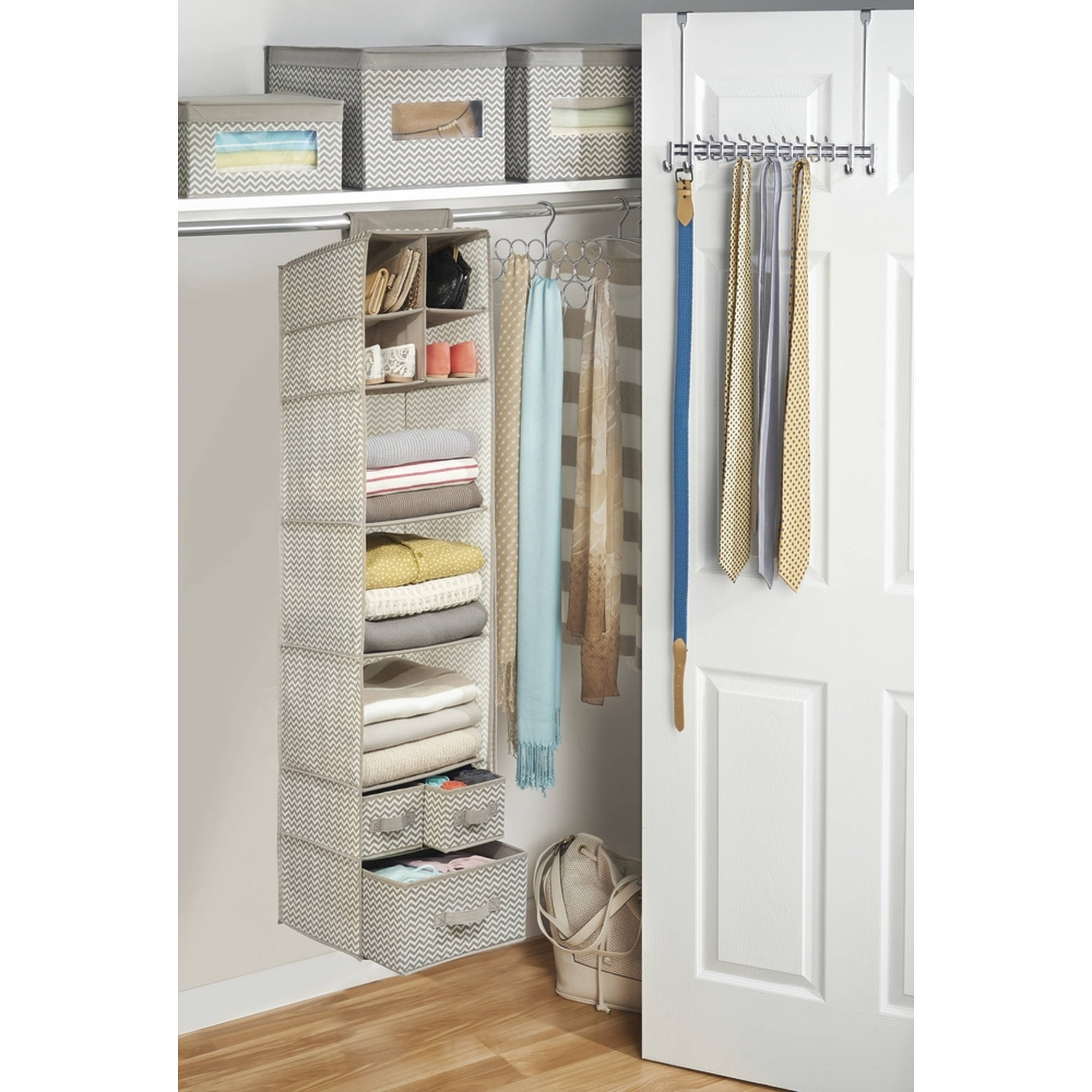 babies organiser beyond hang wardrobe bath with plus of well basket ikea as us bed closet organizer size australia full hanging drawers r double