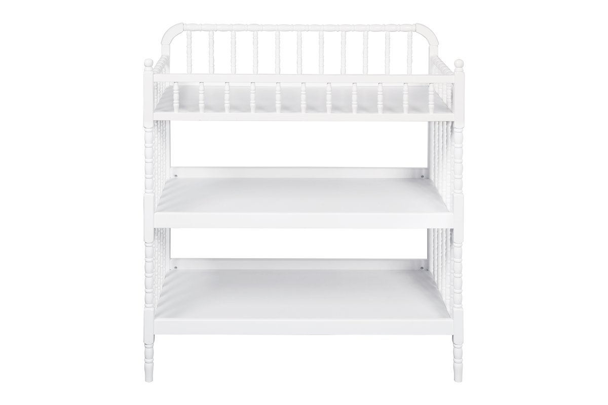 Jenny Lind Bookcases For Famous Davinci Jenny Lind Changing Table & Reviews (View 14 of 15)