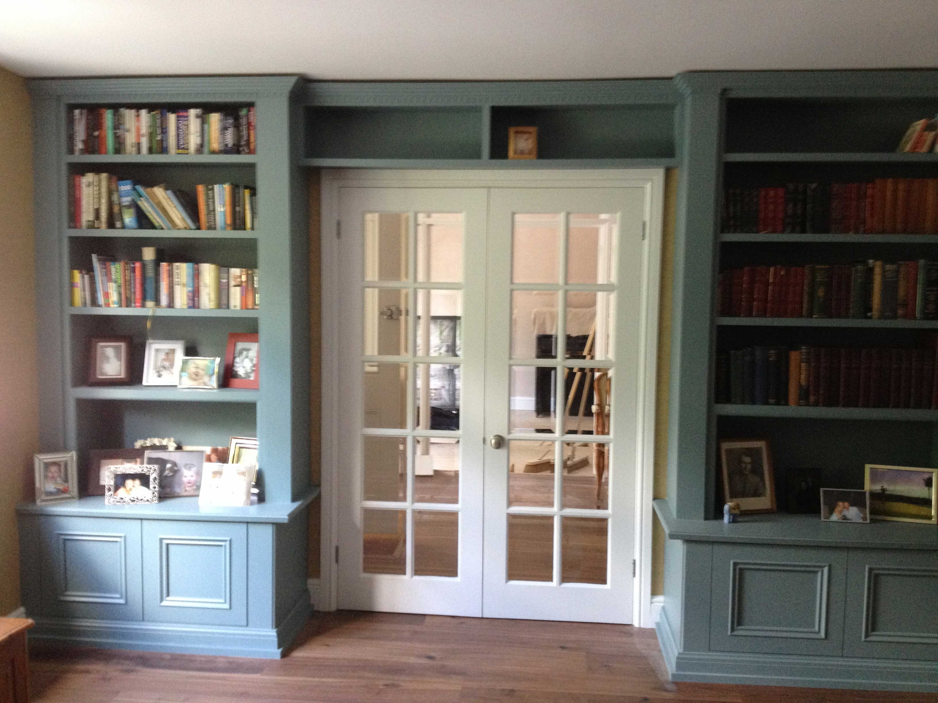 Just Alcoves For Fitted Cabinets (View 12 of 15)