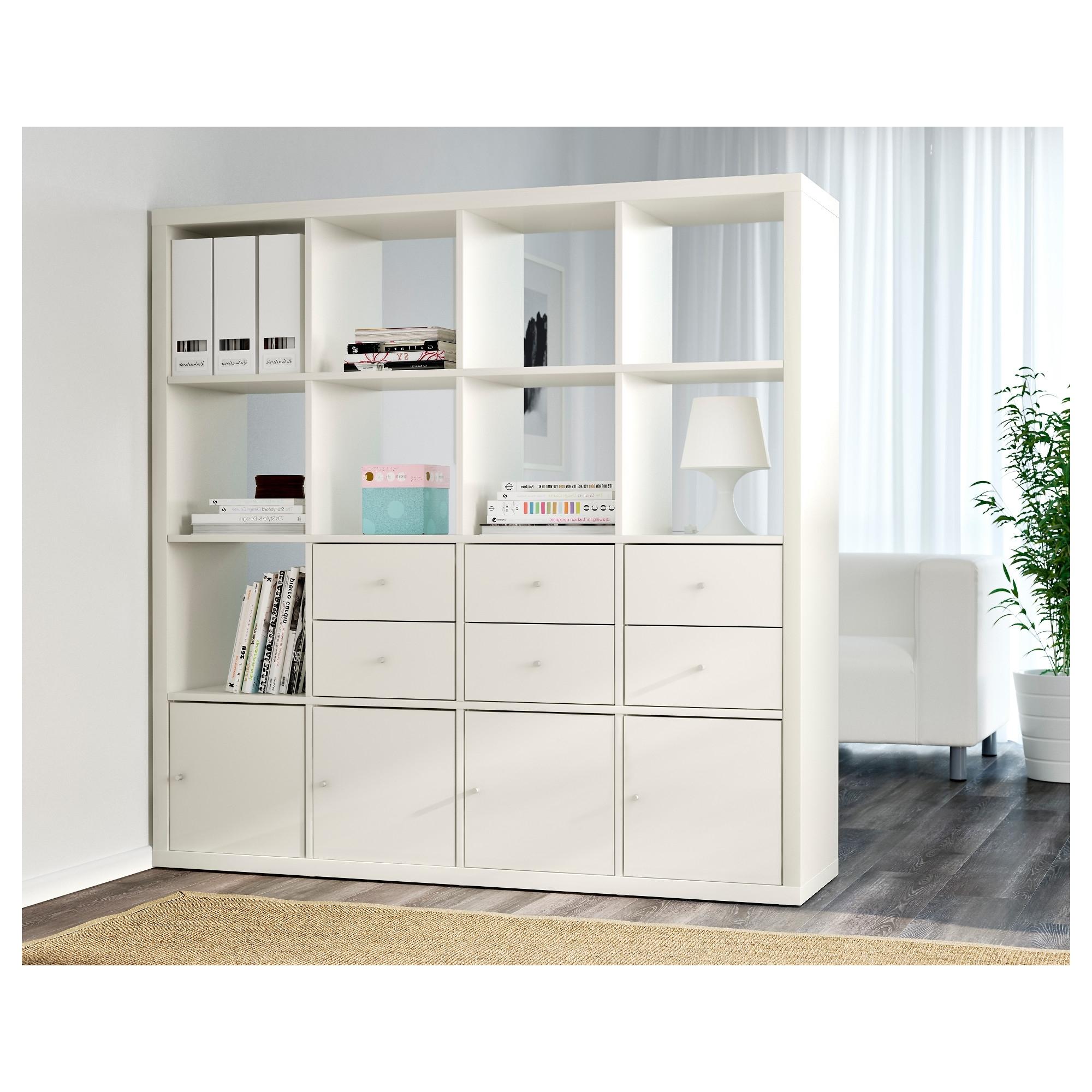 Kallax Shelf Unit – White – Ikea Regarding Most Recently Released Storage Shelving Units (View 3 of 15)