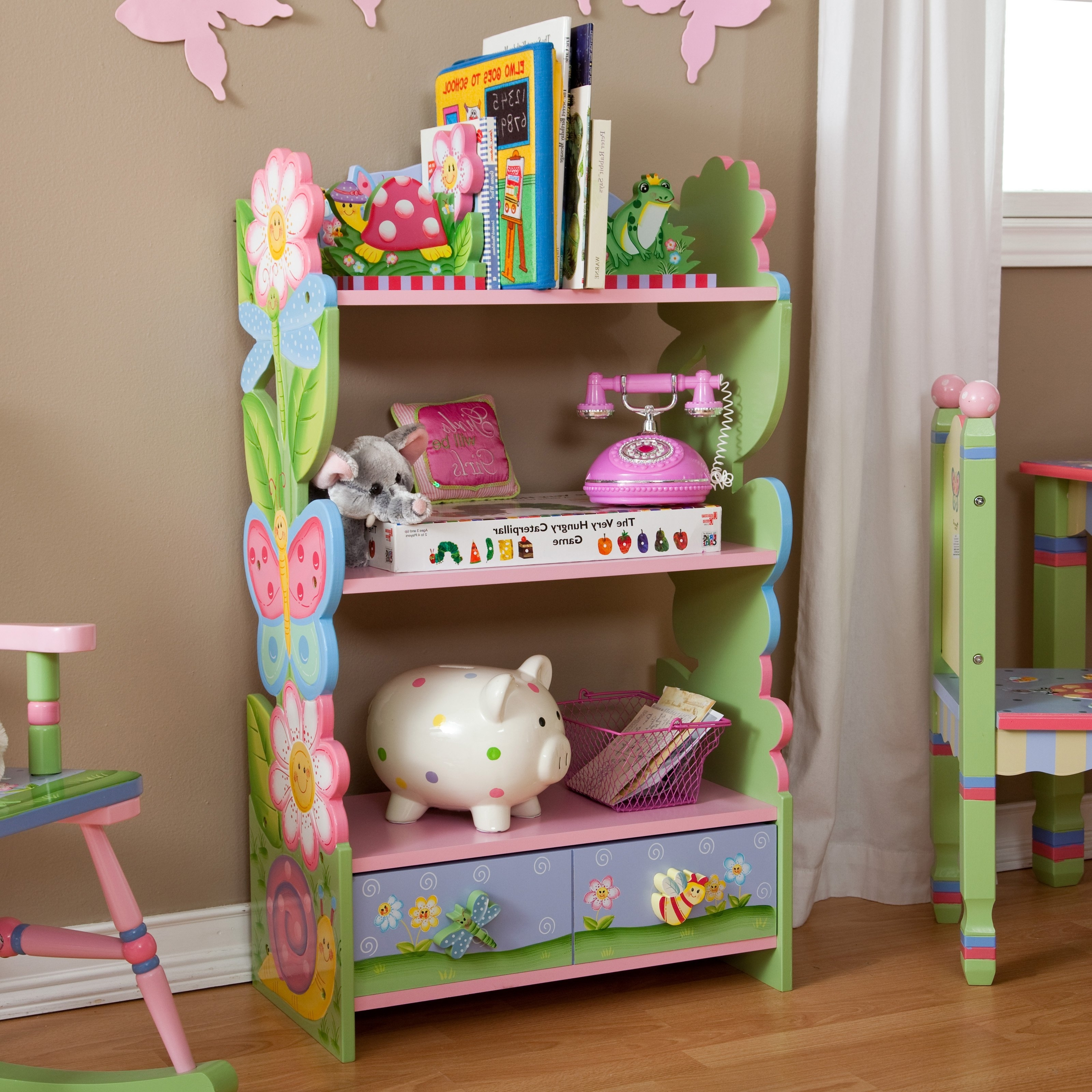Kids Bookcases With Trendy Bookcases Ideas: Small Design Bookcase For Kids Kids Bookcases And (View 3 of 15)