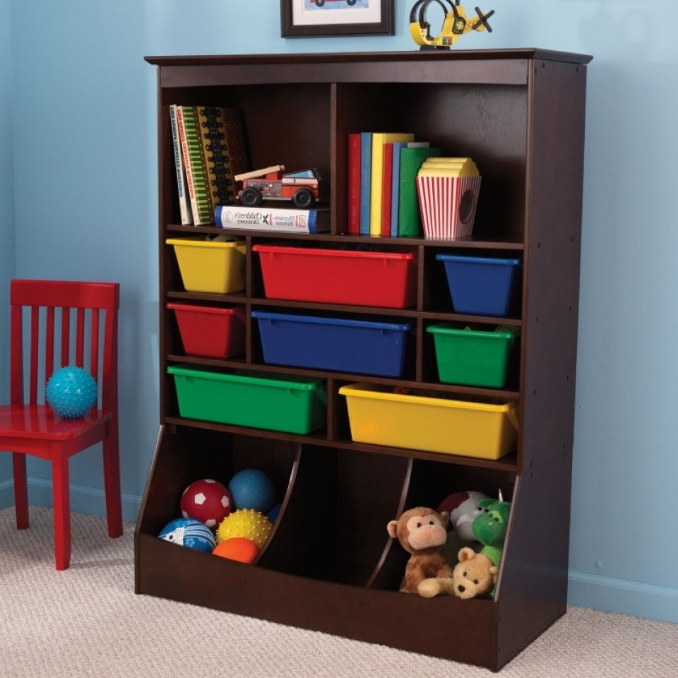 Kids Bookshelves & Bookcases Kidkraft Kidkraft Bookcase In Inside Fashionable Kidkraft Bookcases (View 9 of 15)