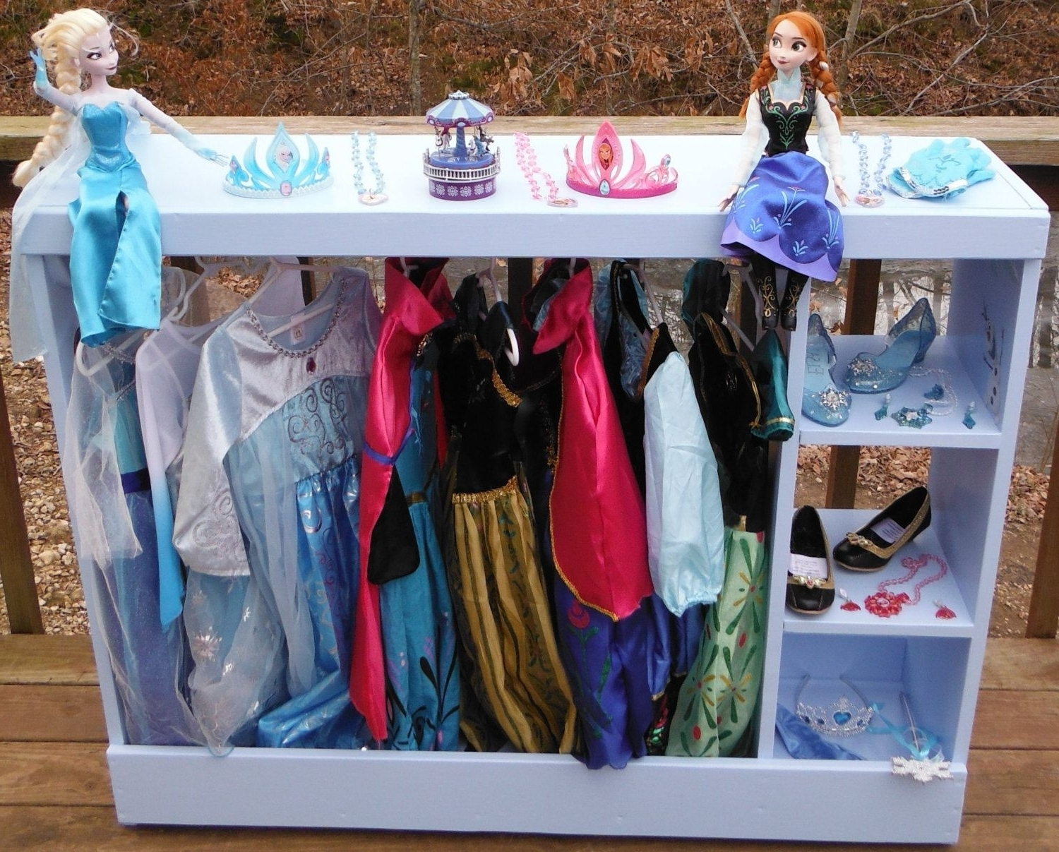 15 Best Collection Of Kids Dress Up Wardrobes Closet