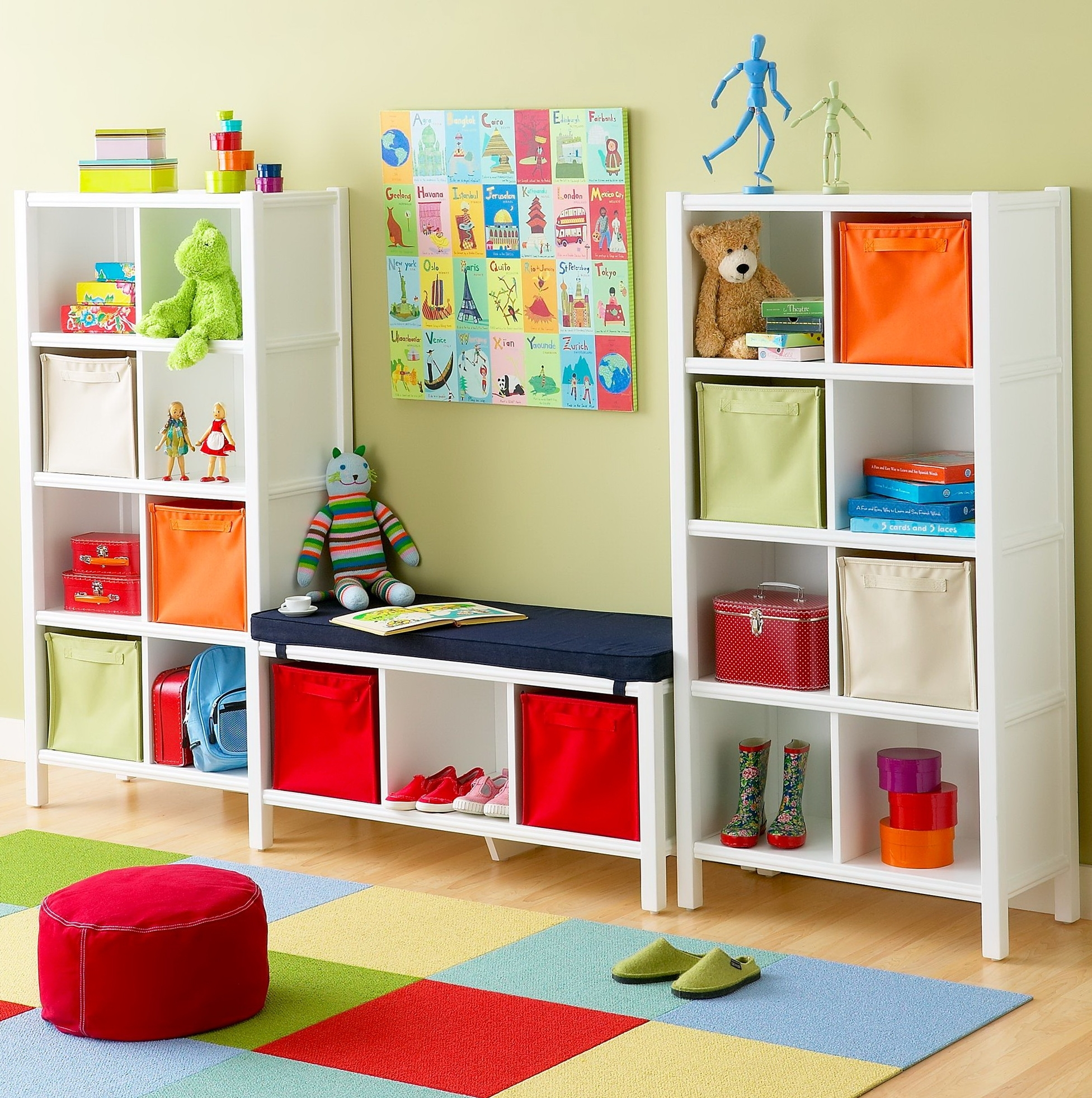 Kids Room: Fascinating Bookshelf For Kids Room Design Hanging For Widely Used Bookcases For Kids Room (View 11 of 15)