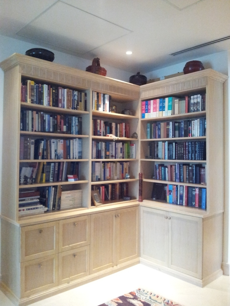 L Shaped Bookcases Regarding Well Liked Bookshelf (View 10 of 15)