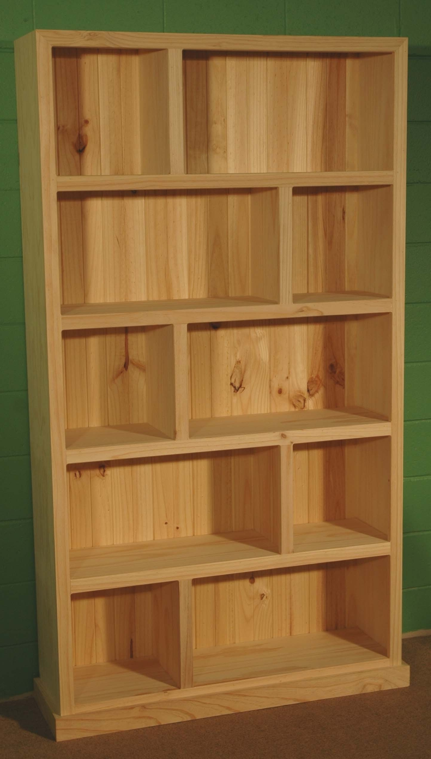 Large Bookcases Throughout 2018 Zag Large Bookcase (View 7 of 15)