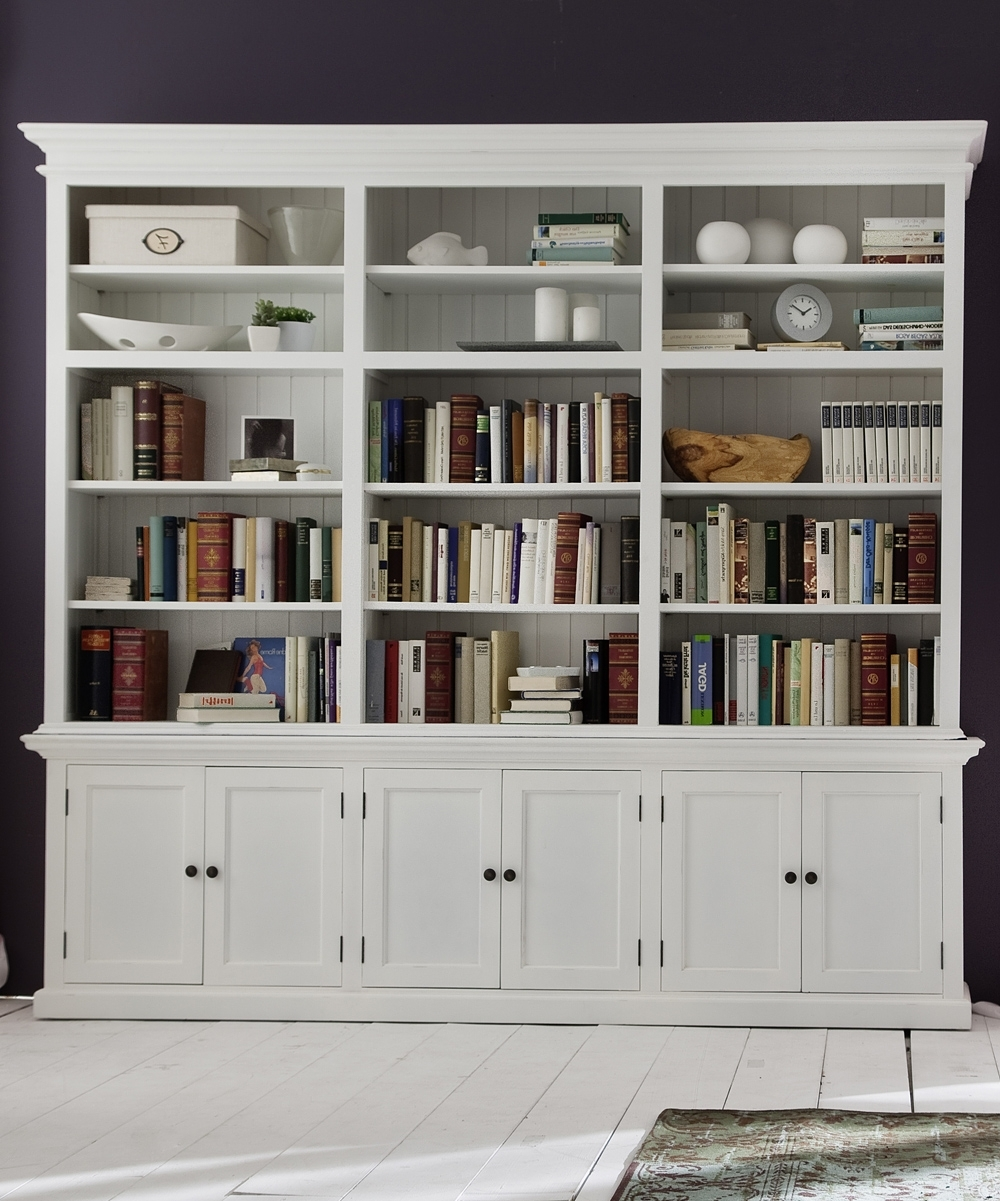Large Hutch Bookcase (View 9 of 15)