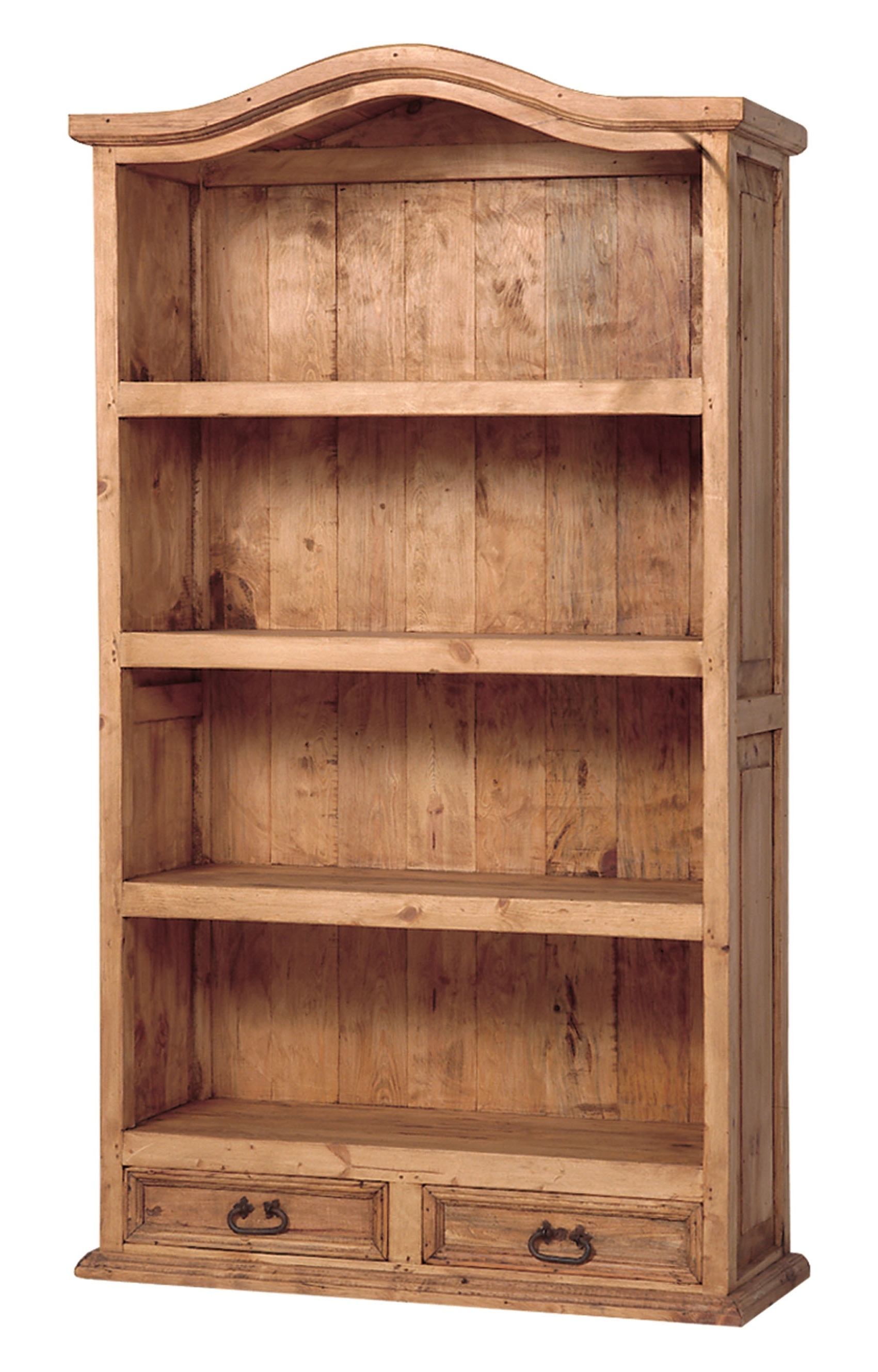 Large Solid Wood Bookcases For Trendy Bookcases Ideas: Best Solid Wod Bookcases Choice Wooden Bookcase (View 7 of 15)
