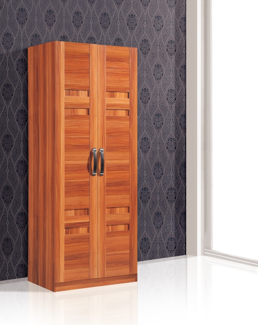Large Wooden Wardrobes Regarding Most Up To Date Bedroom Furniture Simple Wardrobe Large Reinforce Wooden Cloth (View 4 of 15)