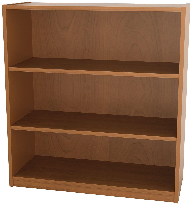 Latest Amazon: Ameriwood 5 Shelf Bookcase, White Stipple: Kitchen Regarding Ameriwood 3 Shelf Bookcases (View 2 of 15)