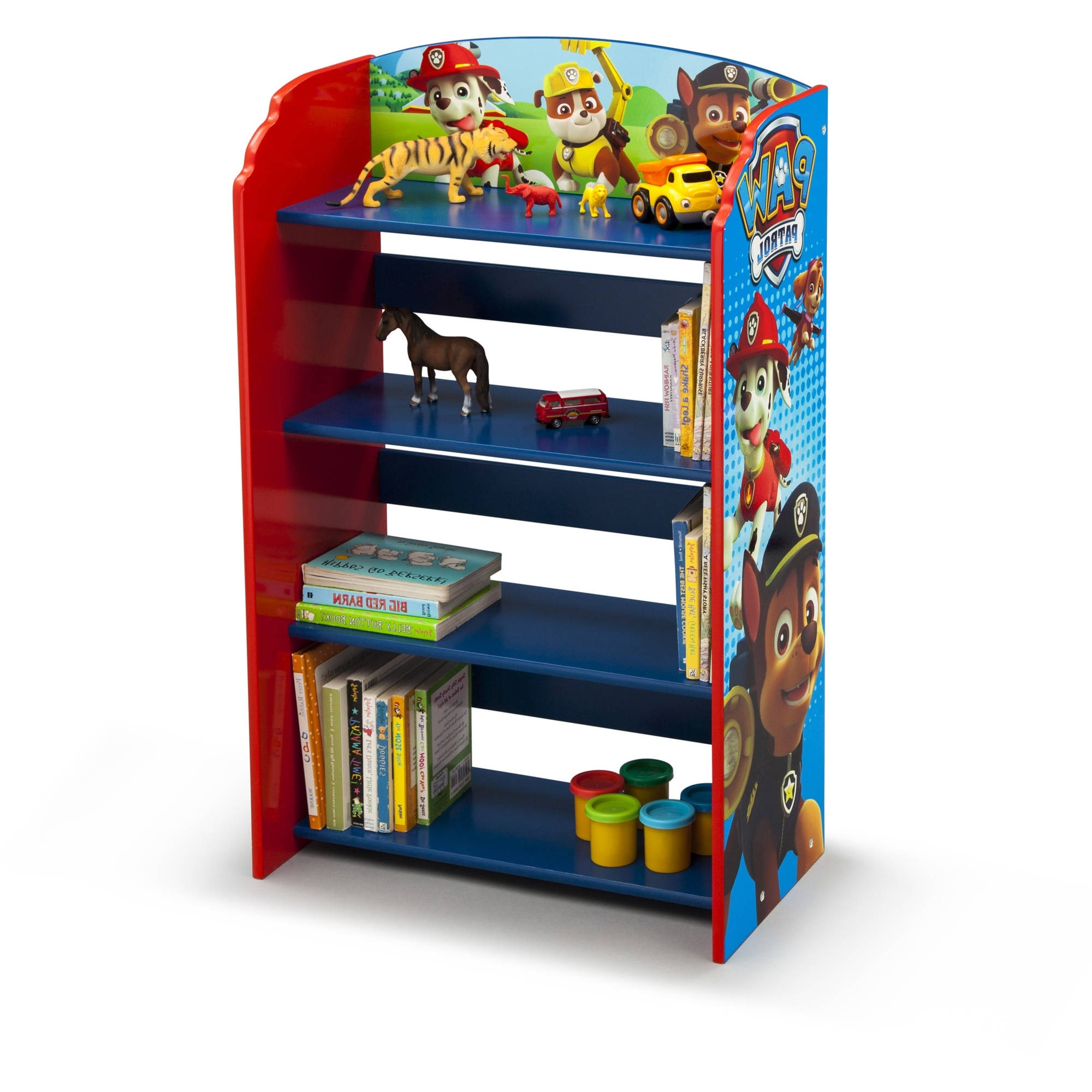 Latest Bookshelf: Awesome Childrens Book Shelf Kidkraft Bookcase With Pertaining To Toddler Bookcases (View 9 of 15)