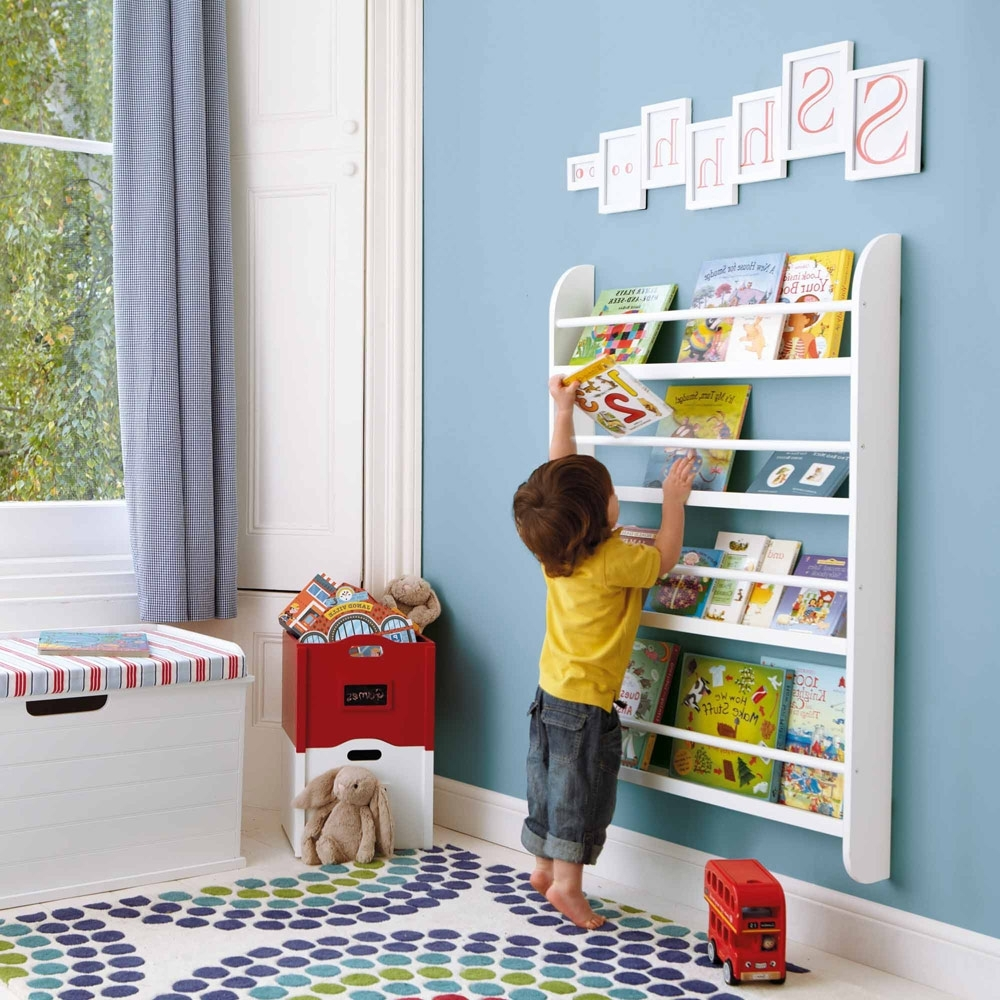 Latest Childrens Bookcases Regarding 37 Bookcase Childrens Room, Kids Room With Open Bookshelf (View 9 of 15)