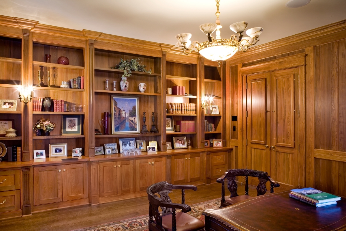 Latest Custom Made Cabinets And Shelves For Home Office And Studies Intended For Study Shelving (View 6 of 15)