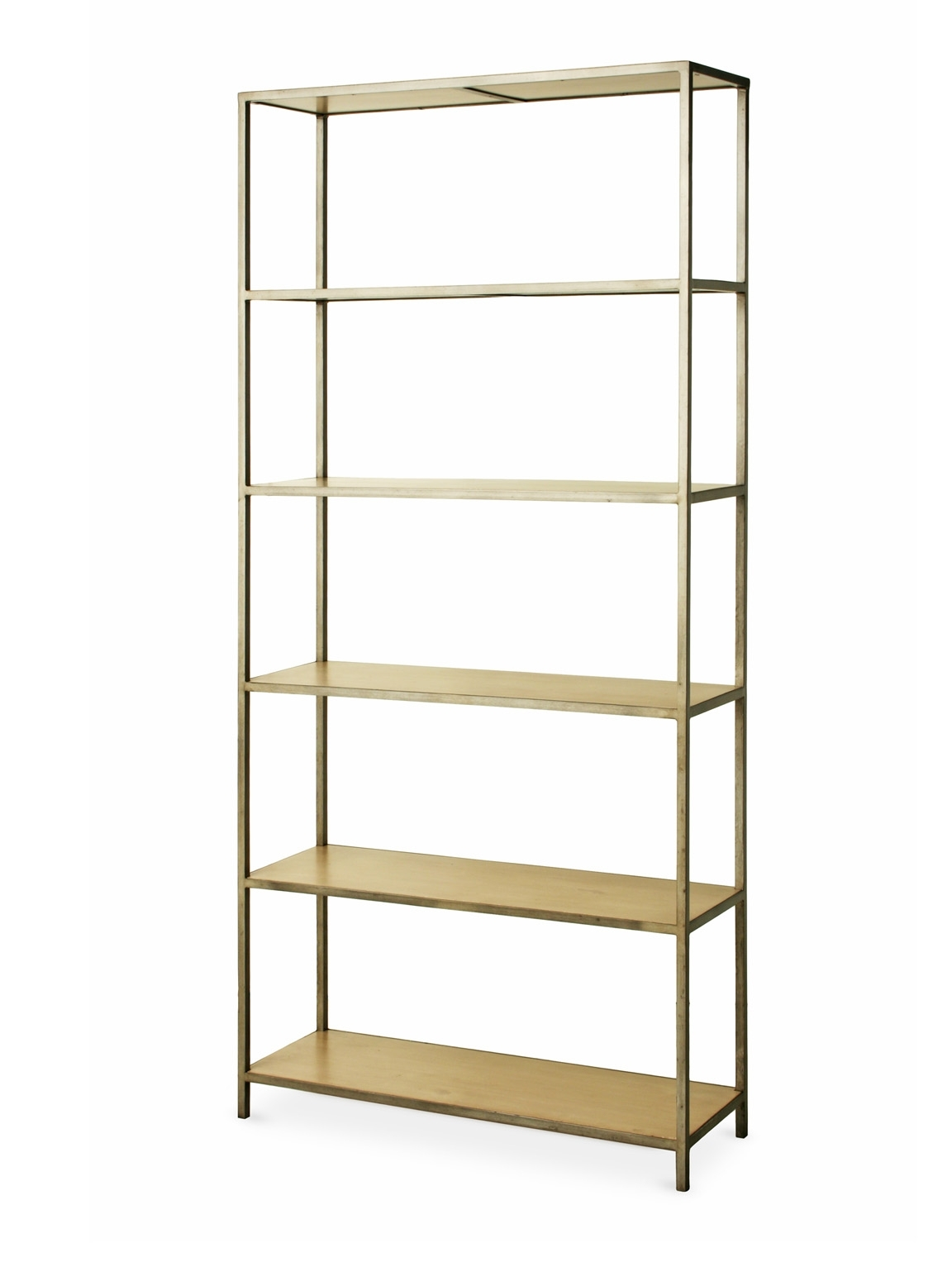 Featured Photo of Gold Metal Bookcases
