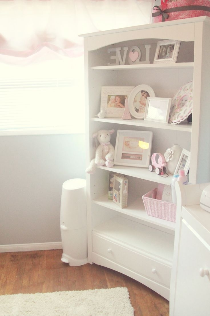 Latest Nursery Bookcases Regarding 40 Bookcase In Nursery, Palermo Bookcase Shelving Unit Children (View 10 of 15)
