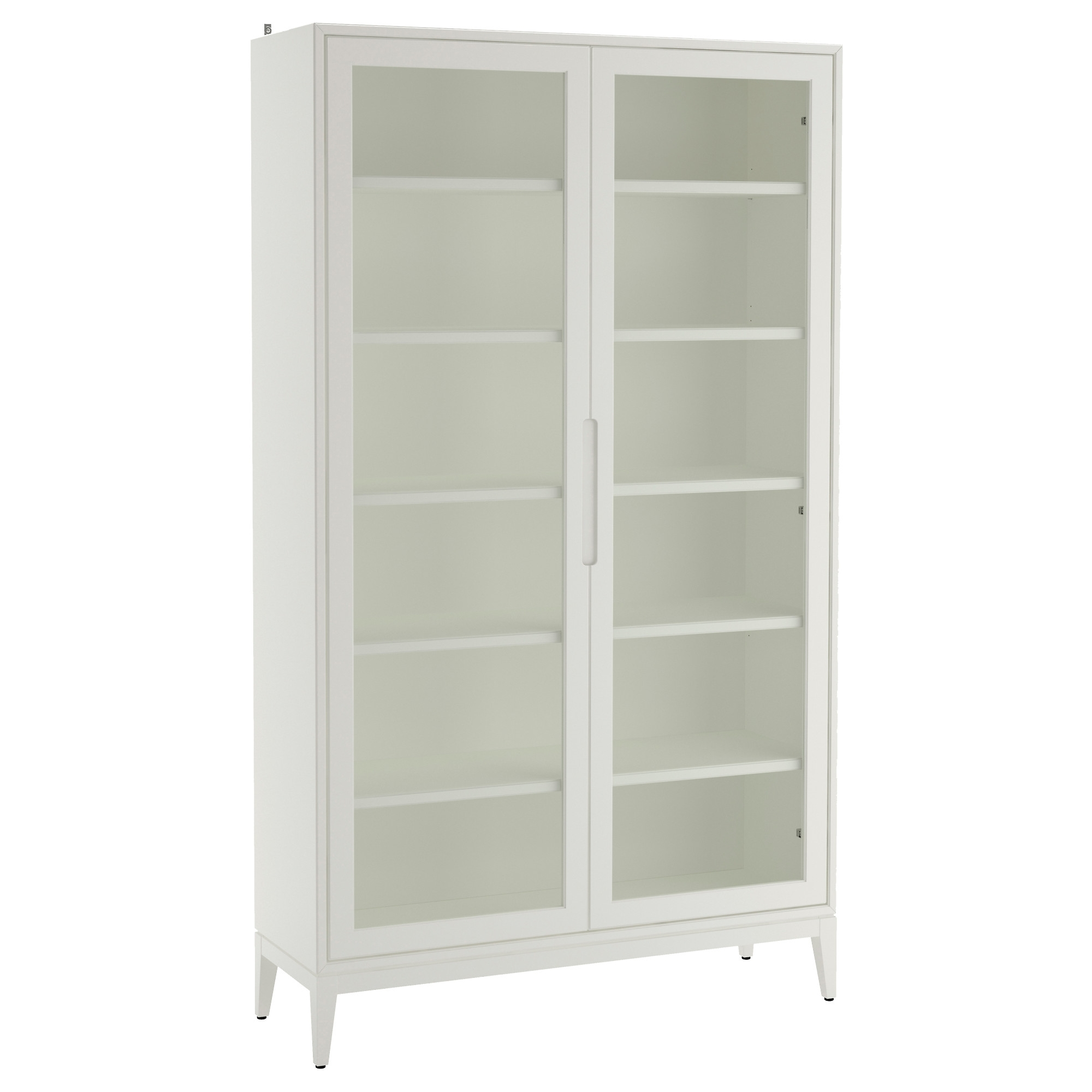 Latest Shelves : Wicked Regissor Glass Door Cabinet White Bookcases Within White Bookcases (View 9 of 15)
