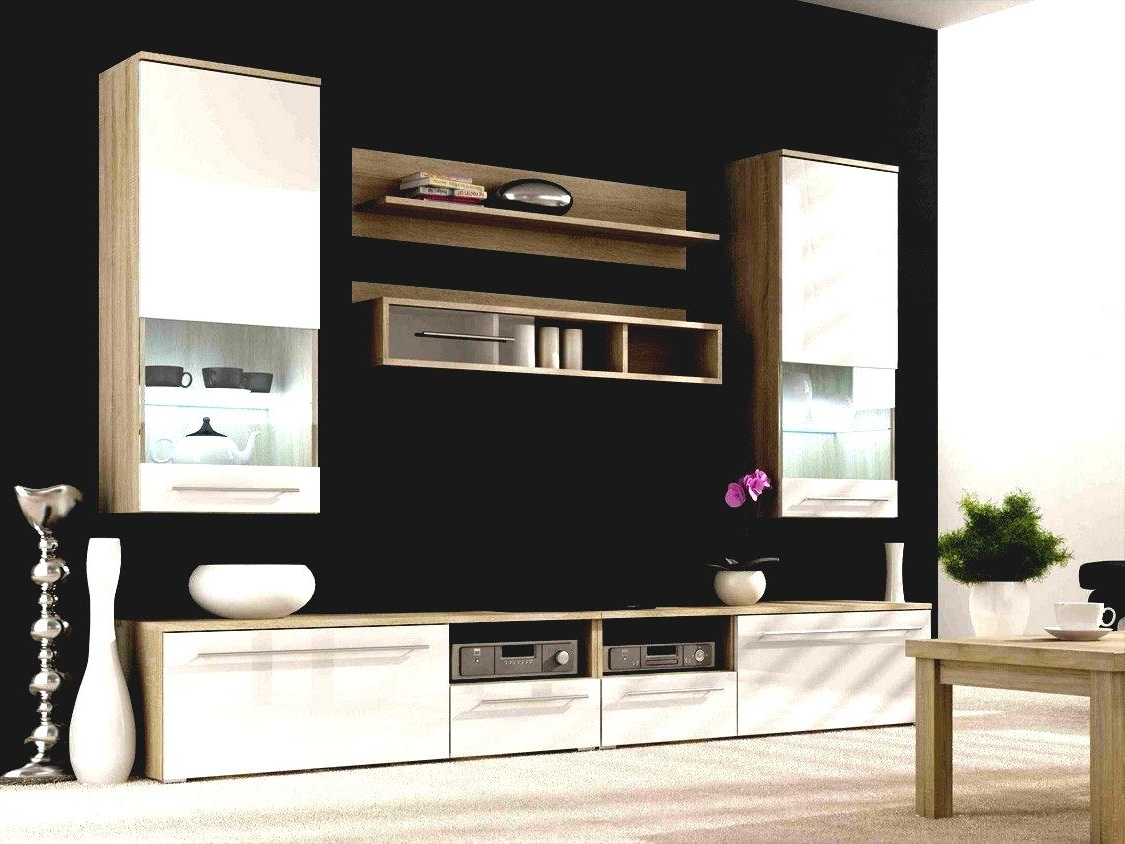 Latest Wall Units For Living Room Intended For Wall Units Fascinating For Small Living Room N Unit Designs Cream (View 5 of 15)