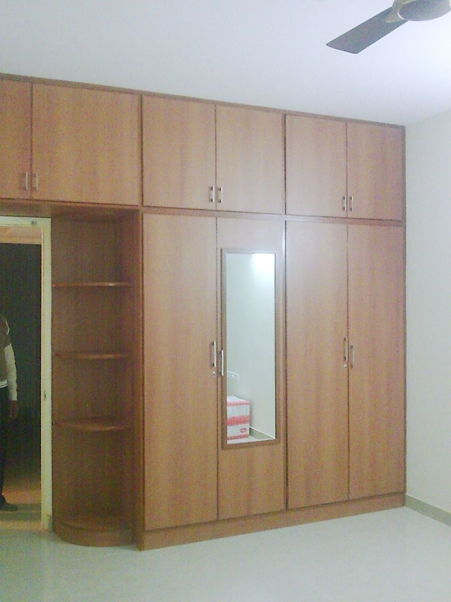Latest Wall Wardrobes Within Fitted Wardrobes Hpd332 – Fitted Wardrobes – Al Habib Panel Doors (View 14 of 15)