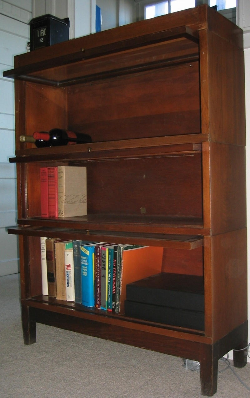 Lawyer Bookcase Wood Bookcases With Doors : Doherty House – Lawyer Within Latest Lawyer Bookcases (View 7 of 15)