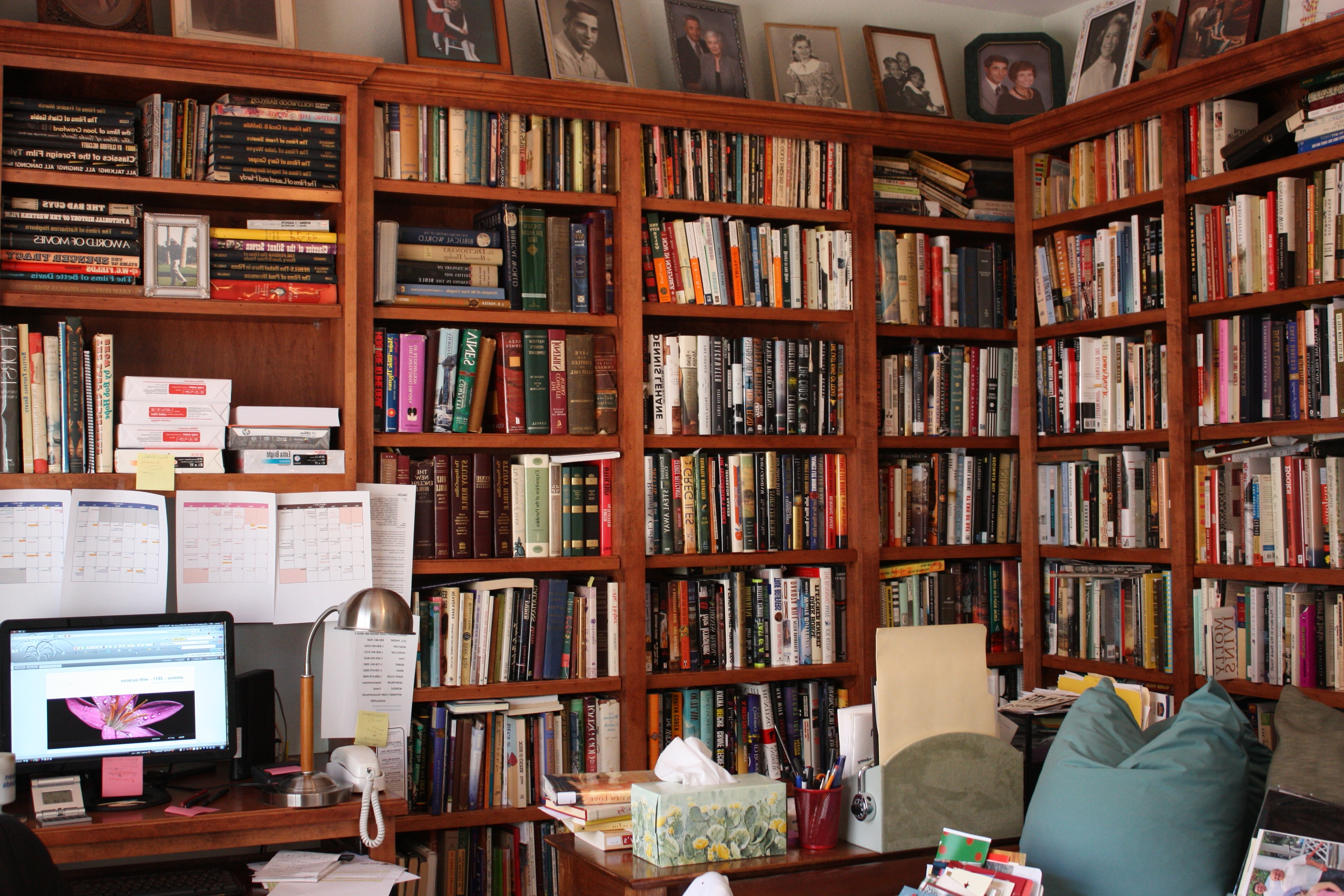 Library Shelves For Home For Widely Used Home Library Ideas Design – Inspirational Home Interior Design (View 11 of 15)