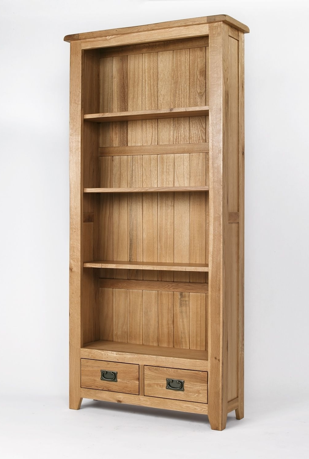 Living Room Ideas Intended For Solid Oak Bookcases (View 3 of 15)