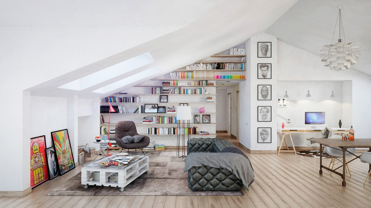 Living Room : Narrow Bookshelf Bedroom Shelf Decorating Ideas With Current Bedroom Bookcases (View 8 of 15)
