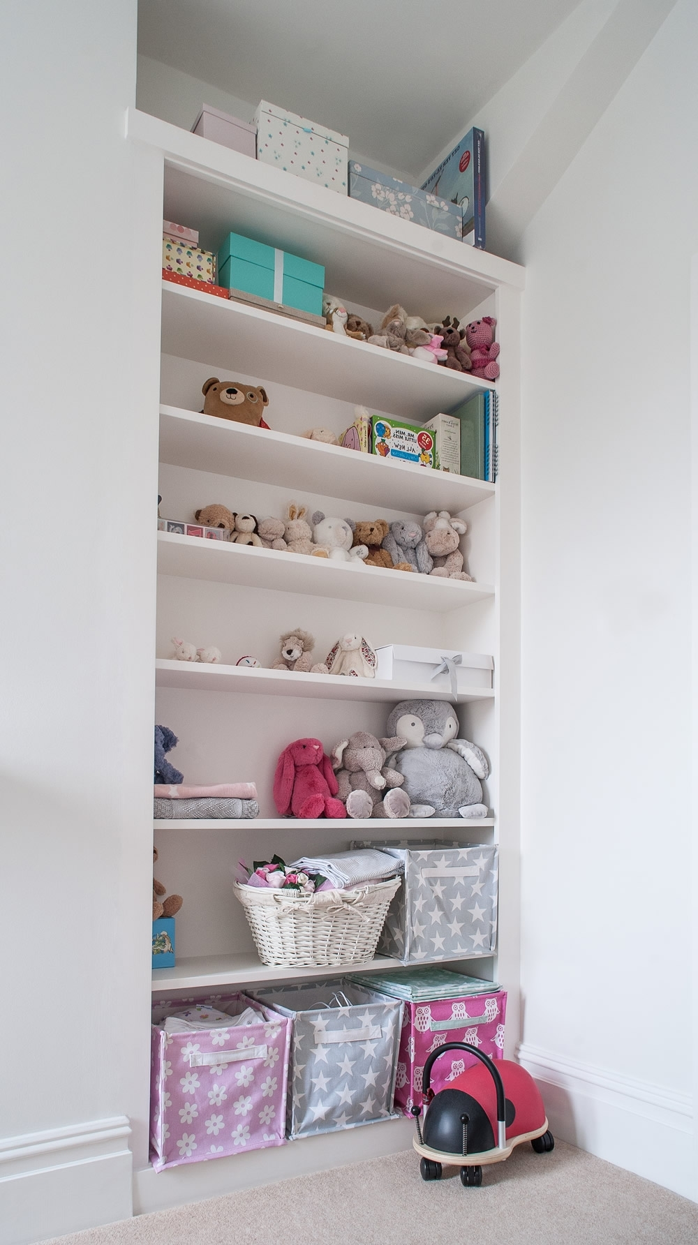 London Alcove Company Inside Fashionable Modern Handbuilt Bookcases (View 8 of 15)