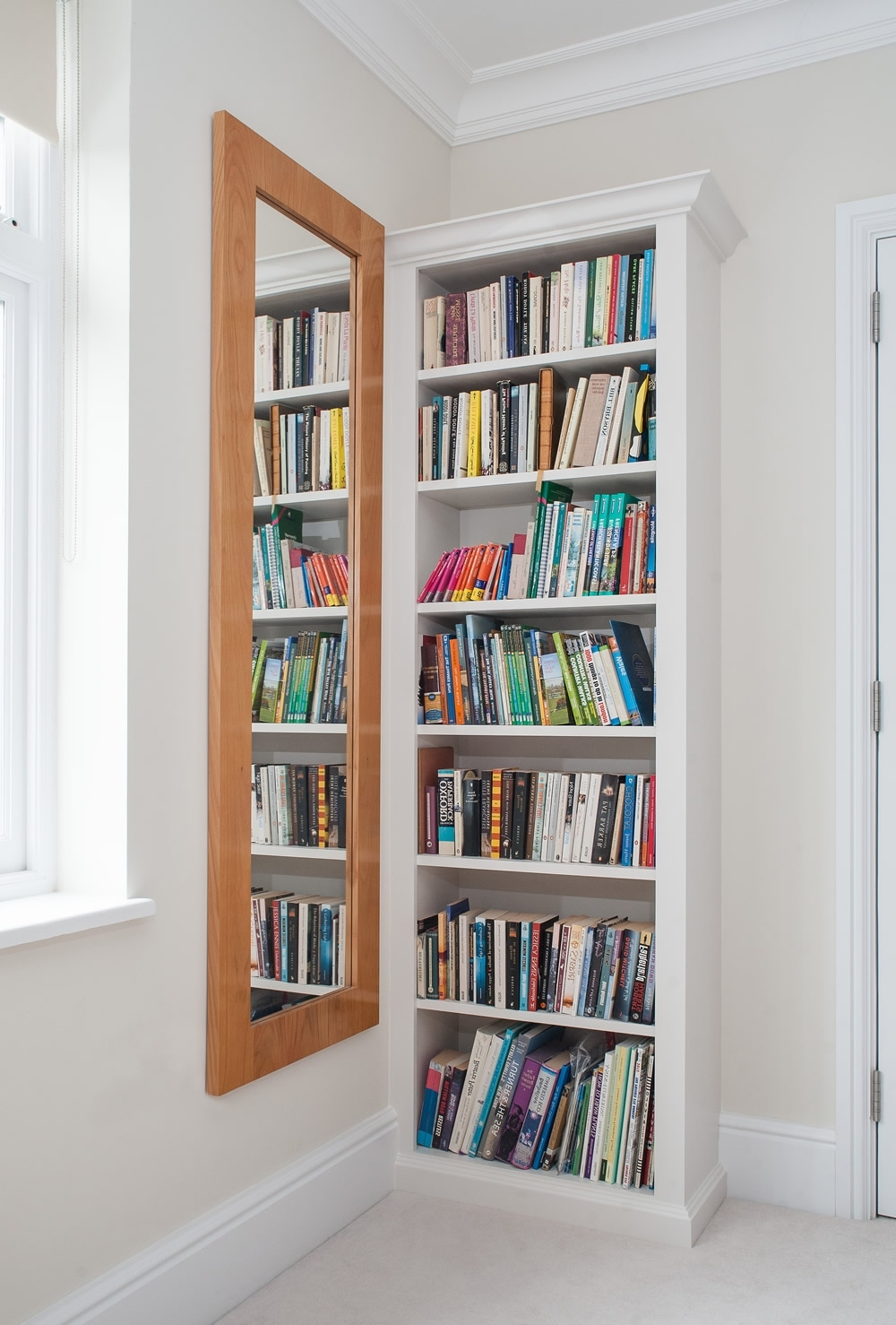 London Alcove Company With Regard To Classic Handbuilt Bookcases (View 2 of 15)