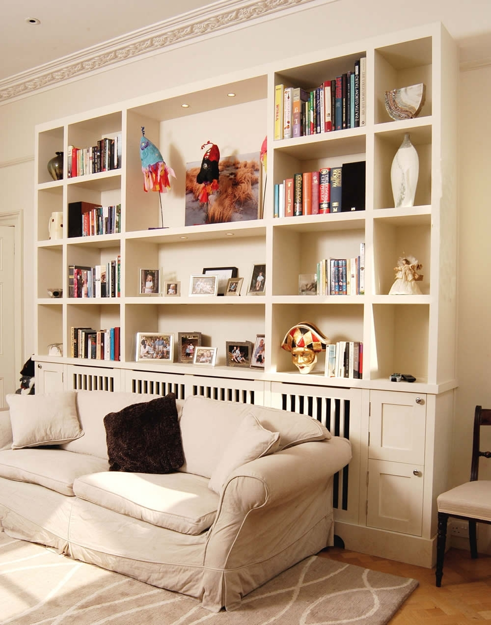 London Alcove Company With Regard To Famous Modern Handbuilt Bookcases (View 10 of 15)