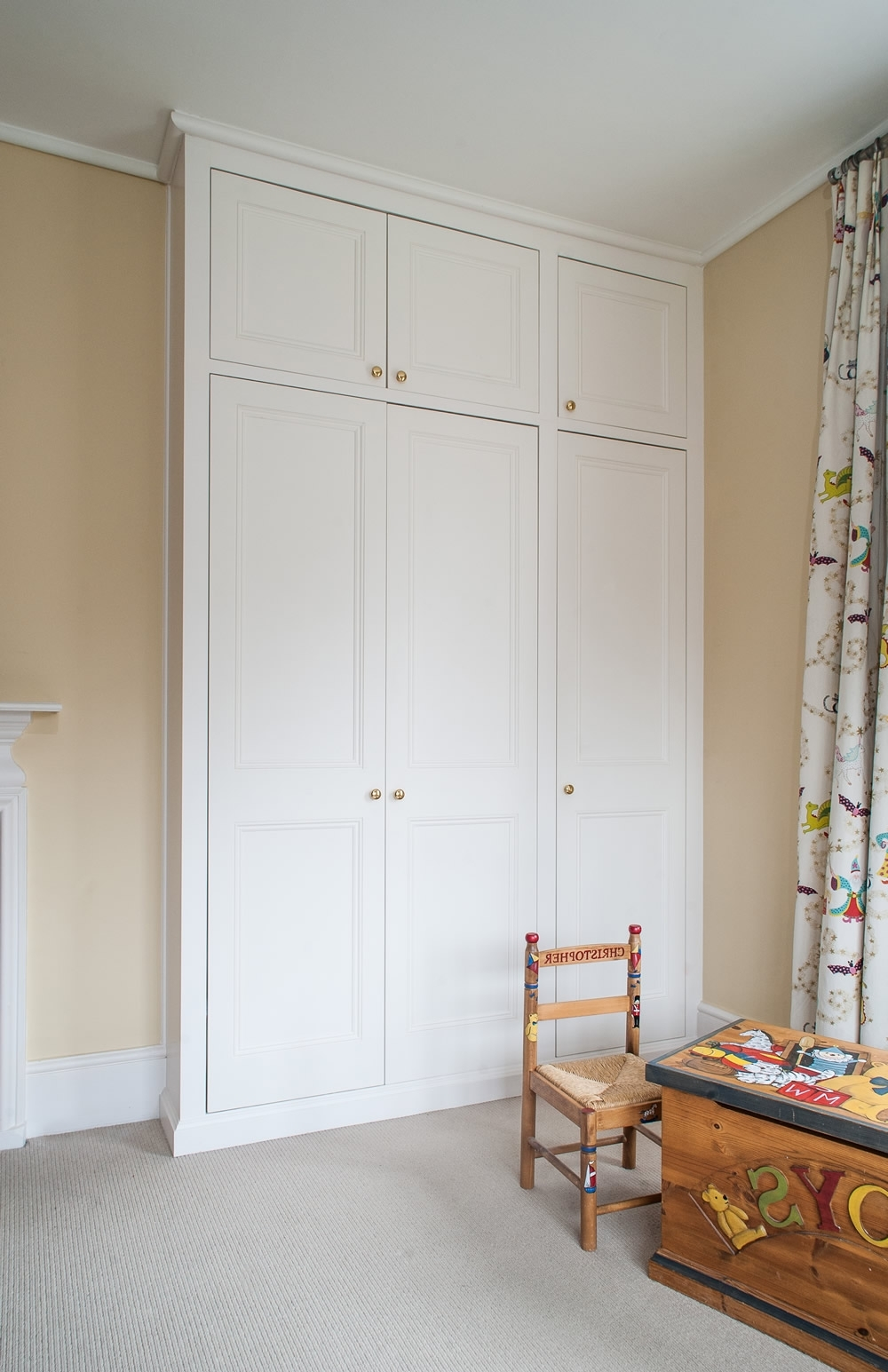 London Alcove Company With Regard To Recent Alcove Wardrobes Designs (View 10 of 15)