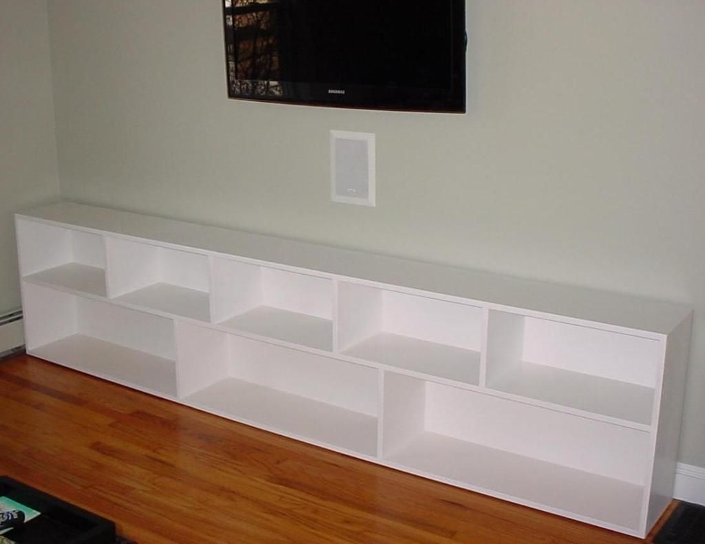 Long Low Regarding Long Bookcases (View 7 of 15)