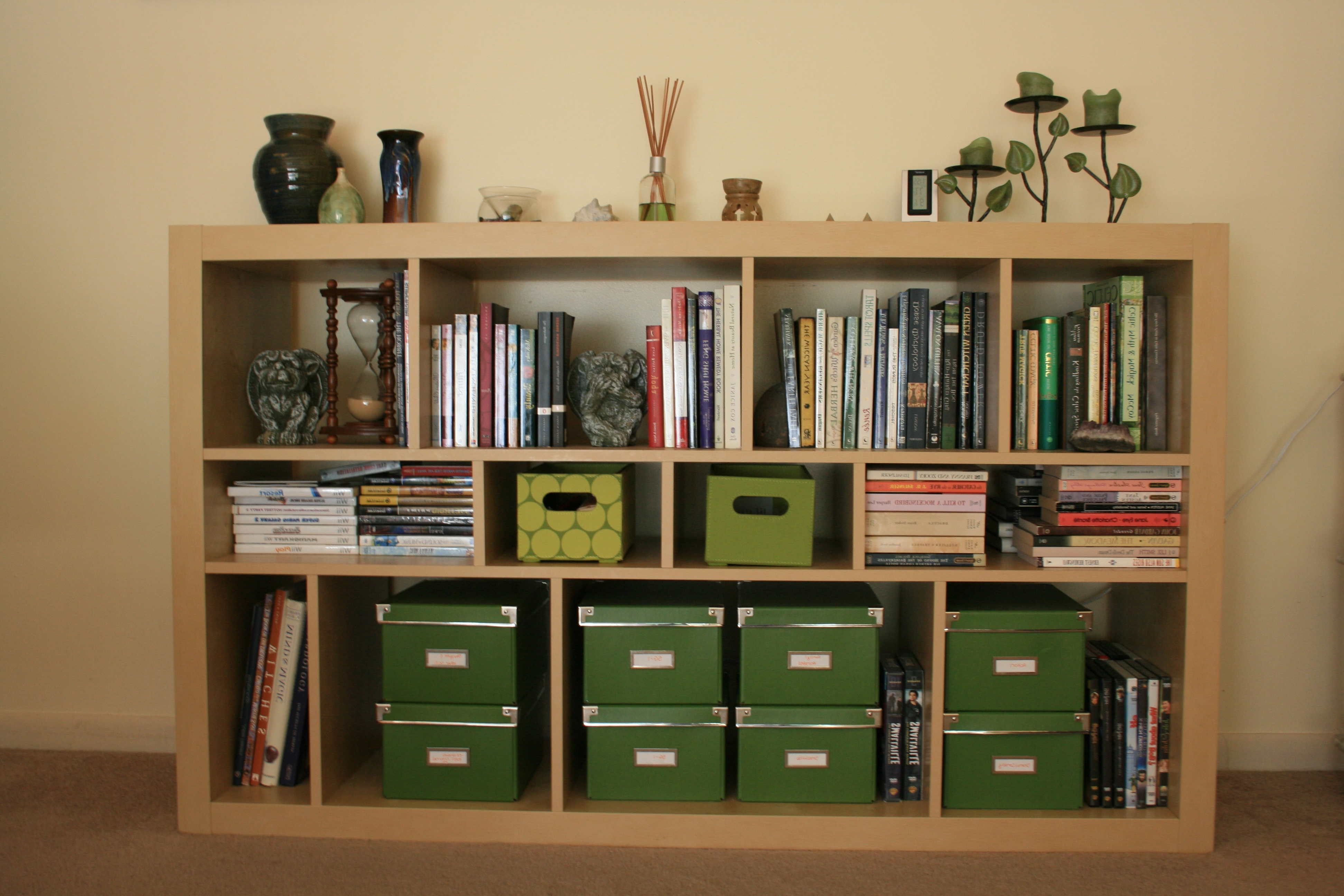 Lowes Within Best And Newest Long Horizontal Bookcases (View 14 of 15)