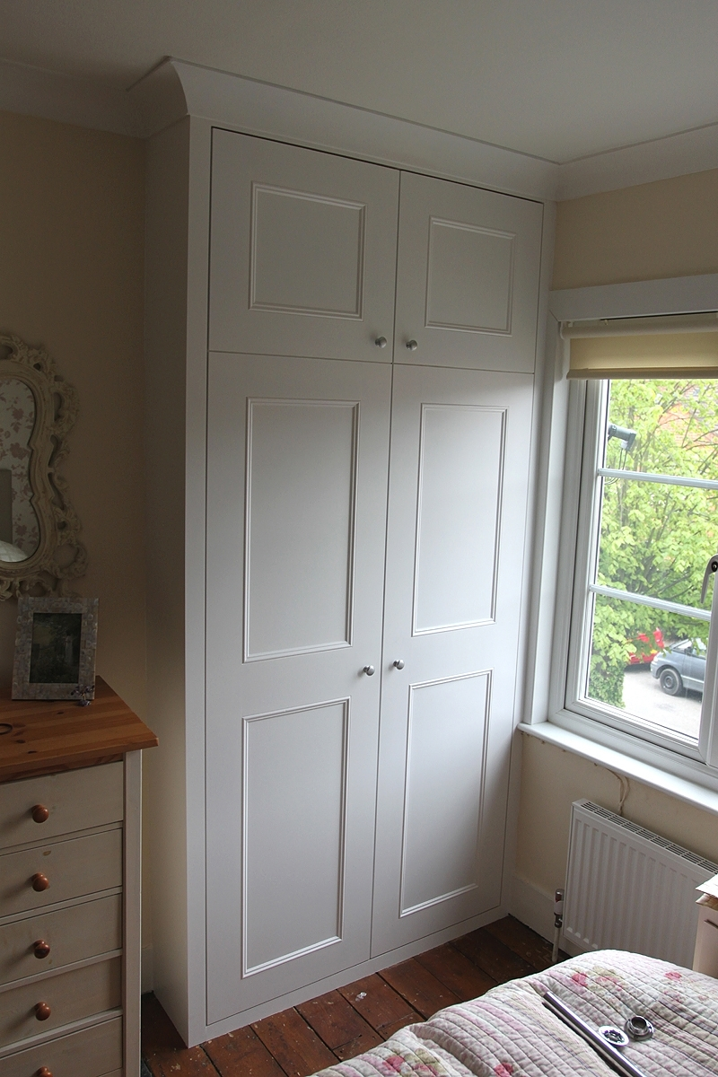 Made To Measure Cabinets Throughout Widely Used Fitted Wardrobes, Bookcases, Shelving, Floating Shelves, London (View 9 of 15)