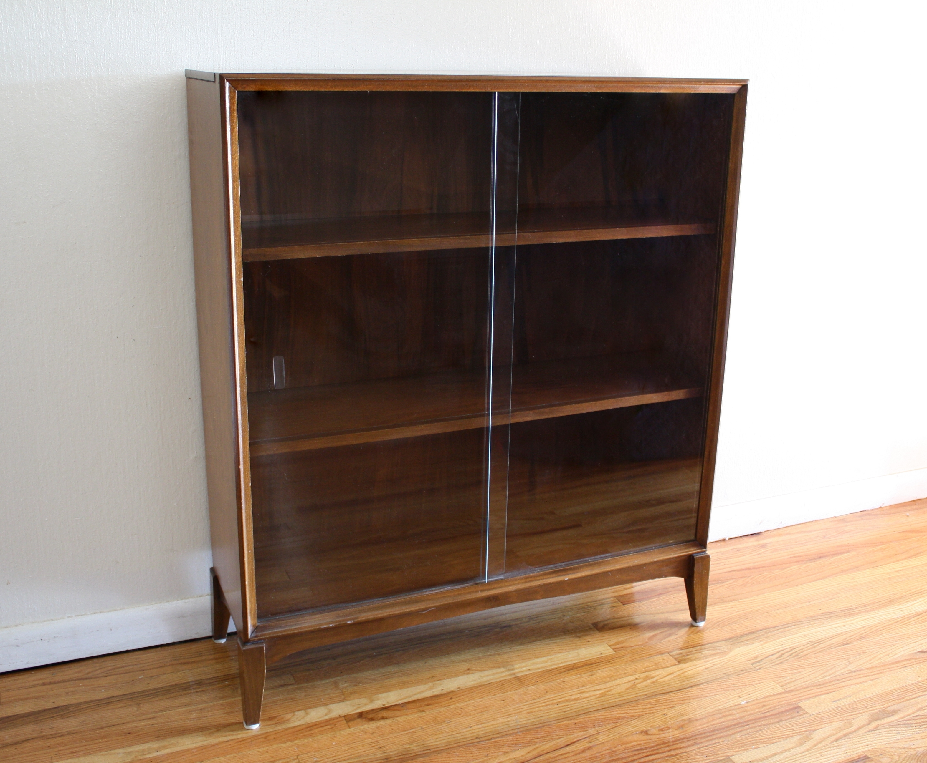 Midcentury Bookcases Within Popular 41 Mid Century Bookcase, Mid Century Modern Bookcase For Small (View 14 of 15)