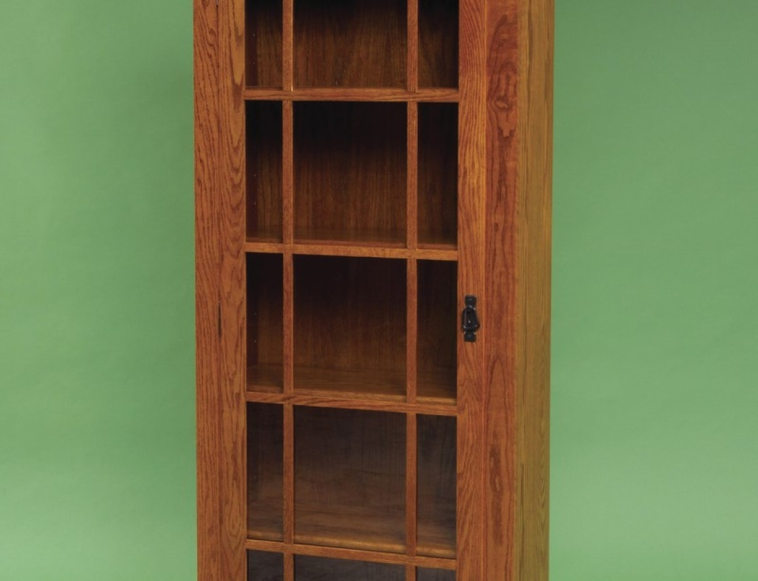 Mission Bookcases Regarding Most Recently Released Uncategorized : Amazing Mission Bookcase Oak Antique Revolving Oak (View 9 of 15)