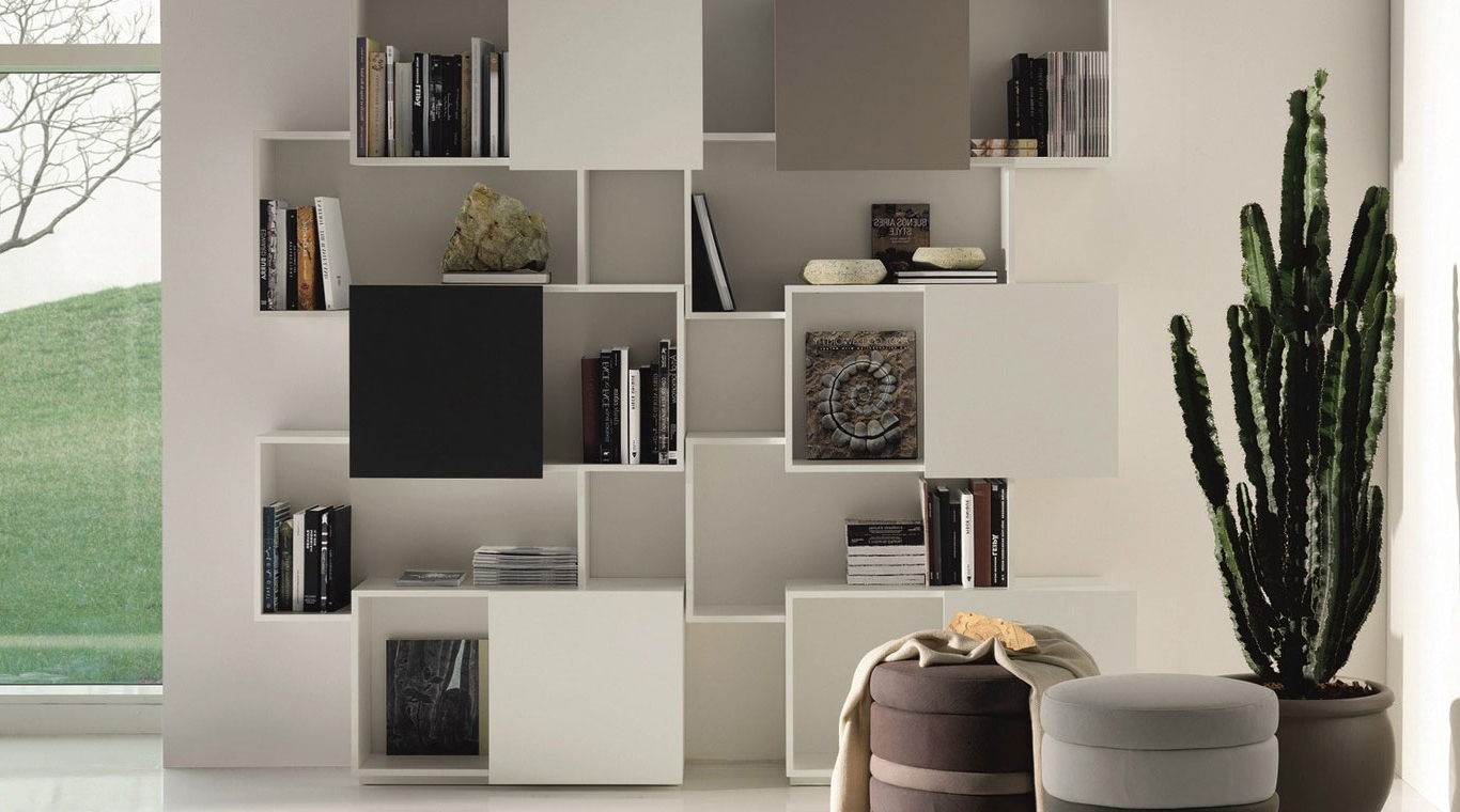 Modern Bookcases (View 6 of 15)