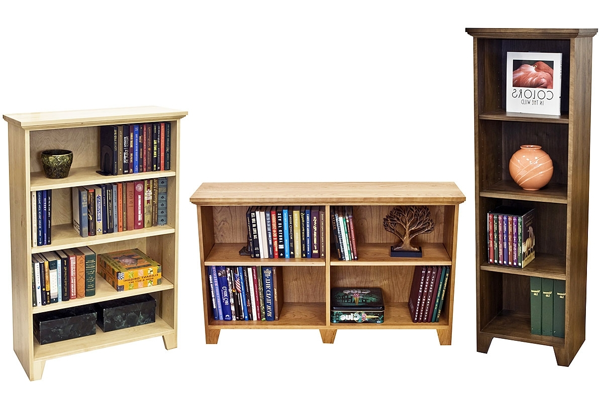 Modern Handbuilt Bookcases In Fashionable Bookcase Pictures Charming 7 Modern And Classic Handbuilt (View 11 of 15)
