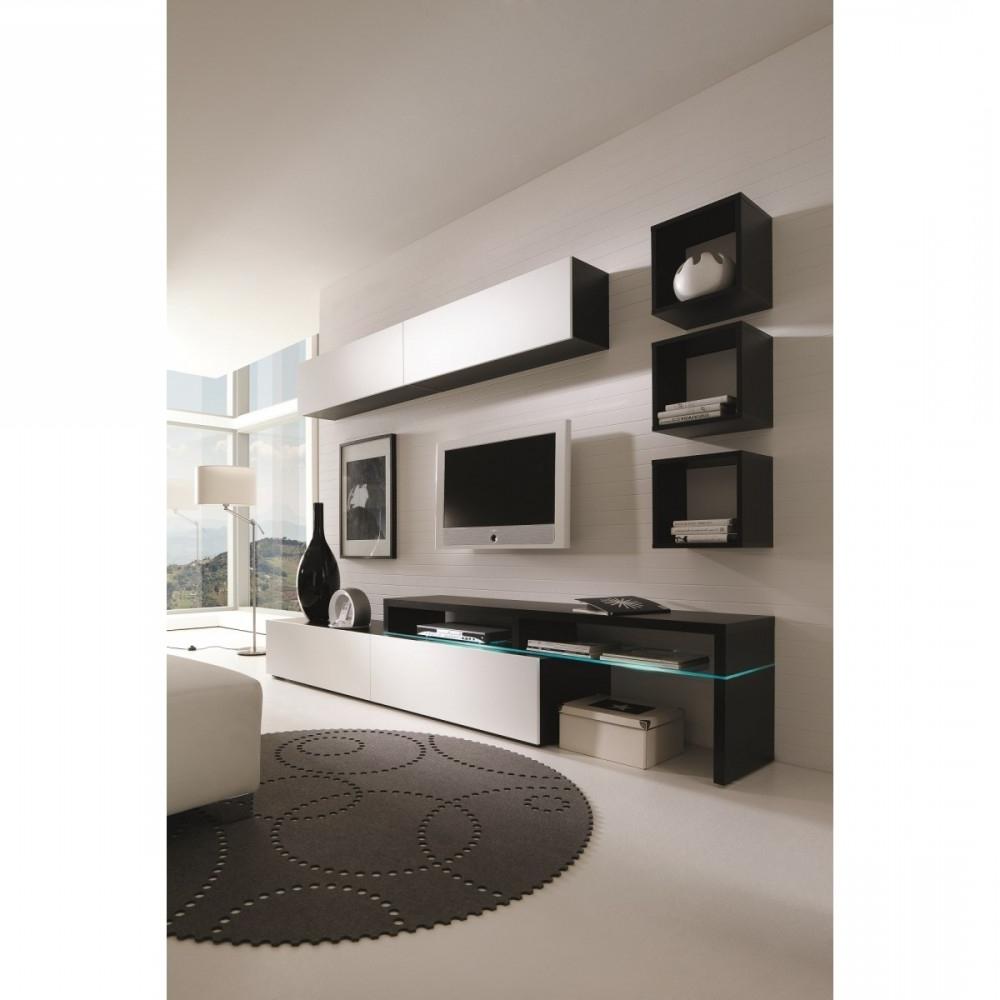"Modern Wall Units Regarding Popular Creative Furniture"" Amsterdam Combination 11335 Modern Wall (View 7 of 15)"