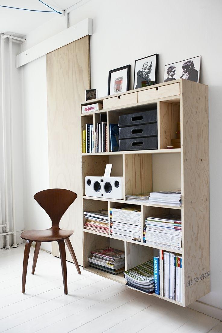 Most Current Best 25+ Handmade Bookshelves Ideas On Pinterest (View 9 of 15)